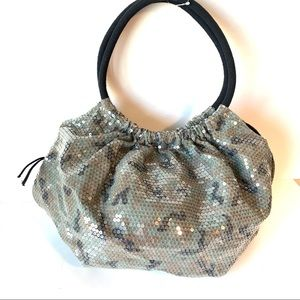 MOSSIMO Sequined Camouflaged Hobo Bag—OS